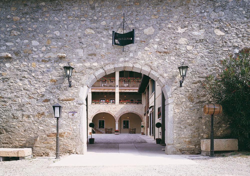 Die Weinberge in Valtenesi