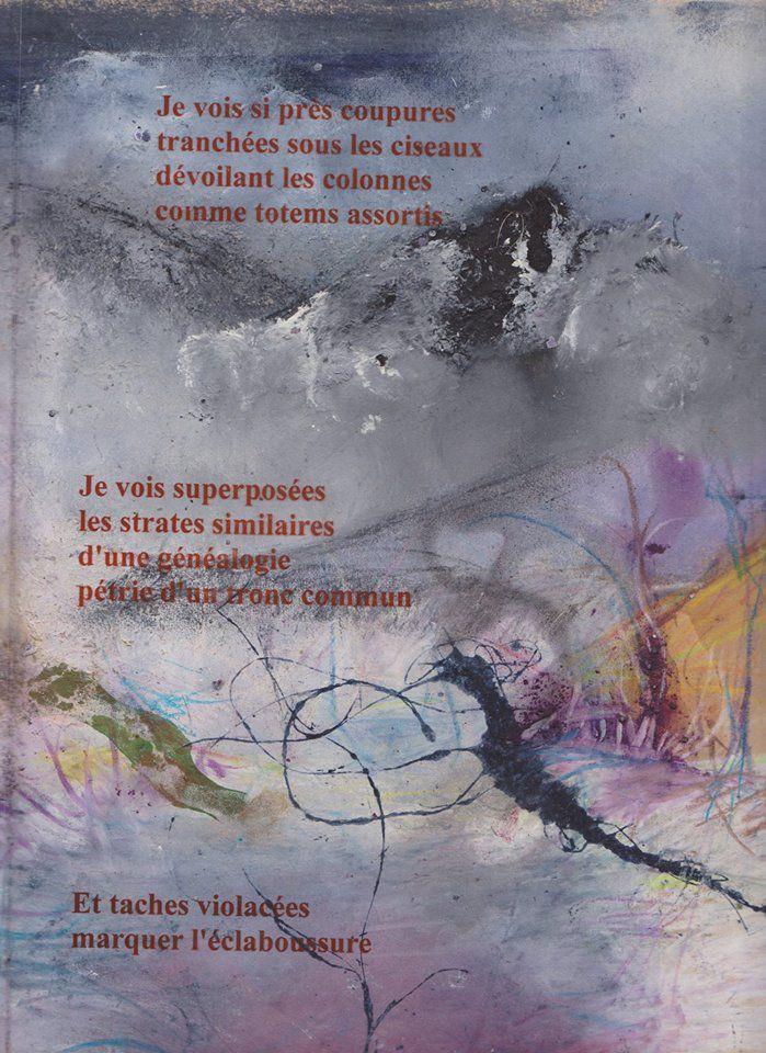 exposition à La Suze : &quot&#x3B;La poésie dans tous ses états&quot&#x3B;.