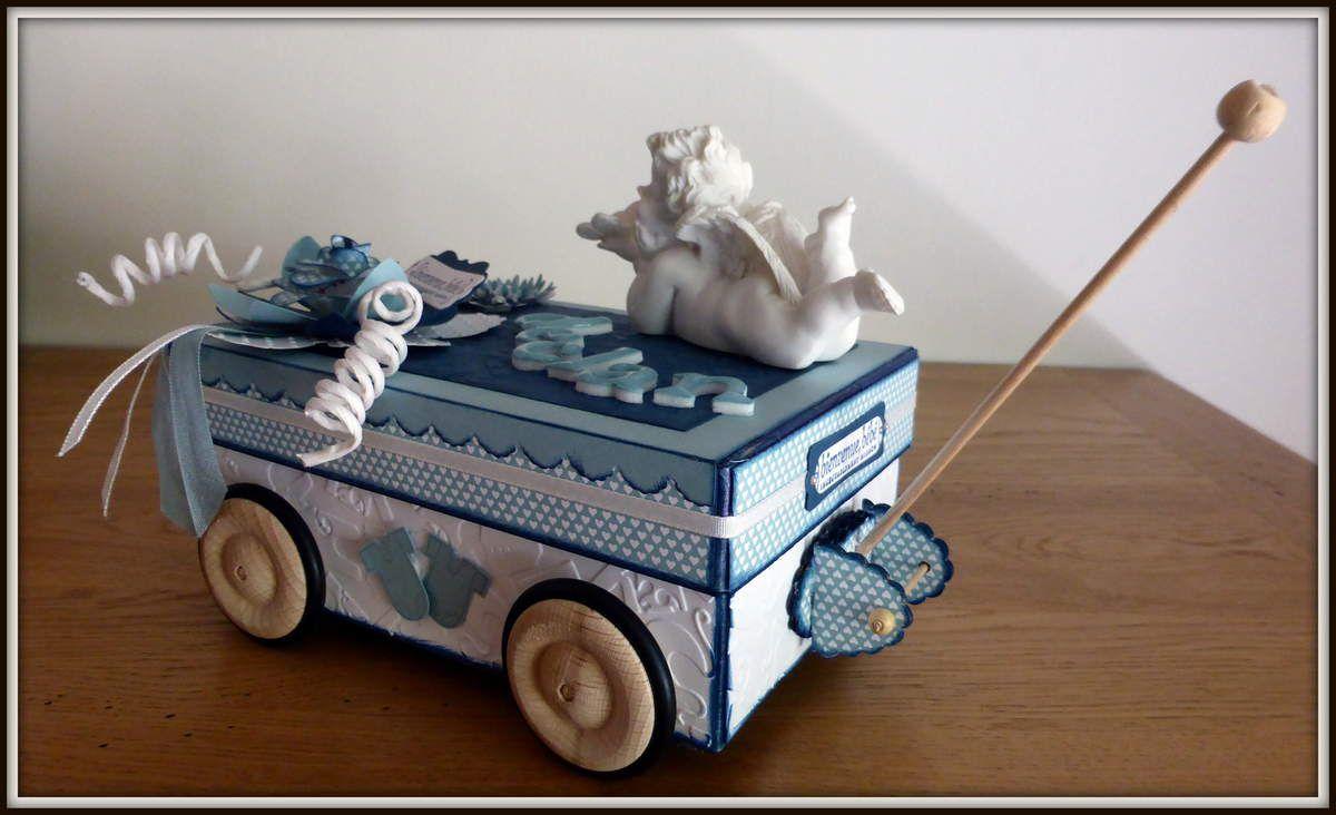Un petit chariot de naissance