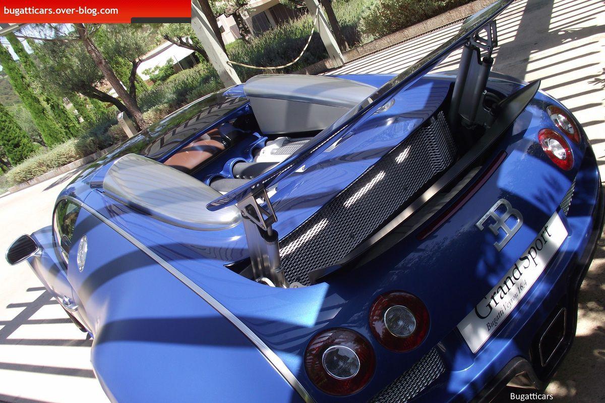 Bugatti s'expose sur la Côte d'Azur