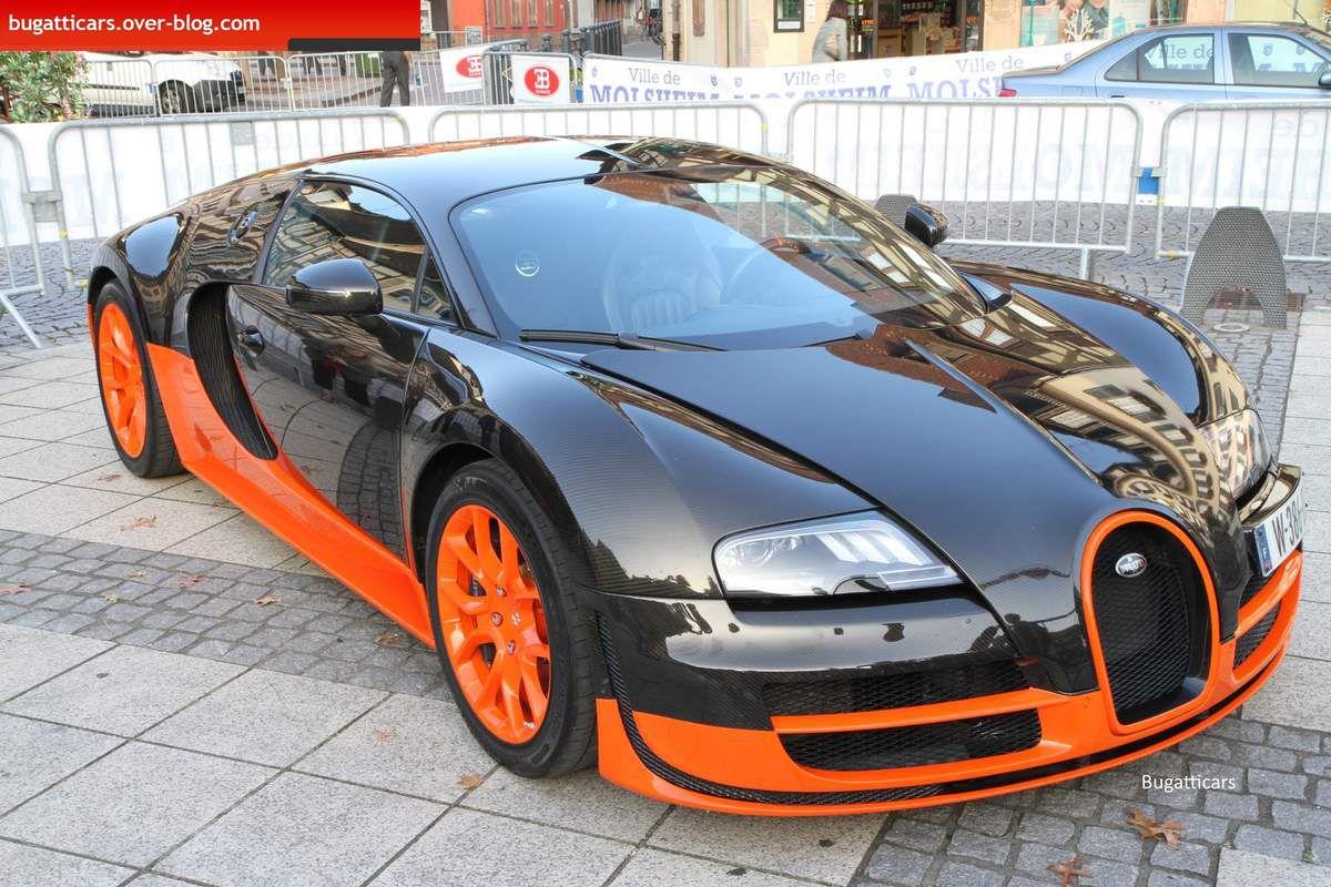Bugatti expose en marge du rallye de France Alsace