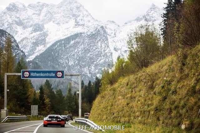 Le Dragon Path Rally Europe 2014
