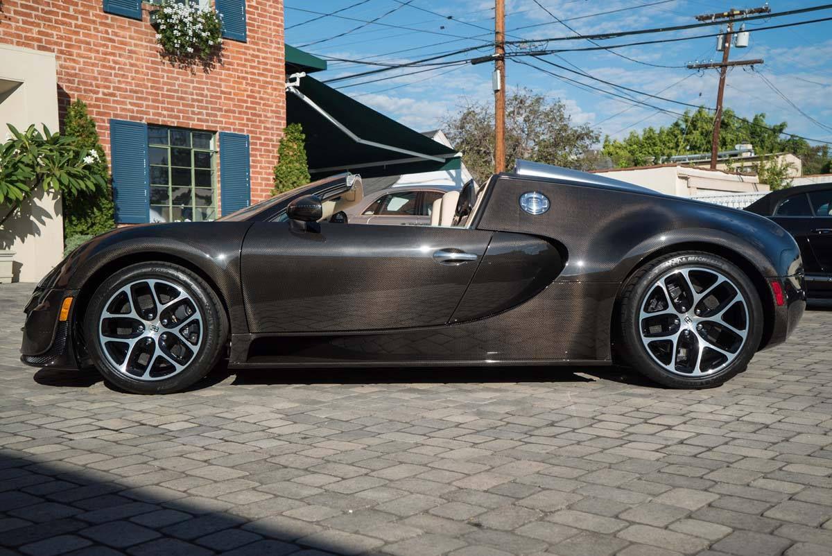 Bugatti Grand Sport Vitesse &quot&#x3B;Le Diamant Noir&quot&#x3B;
