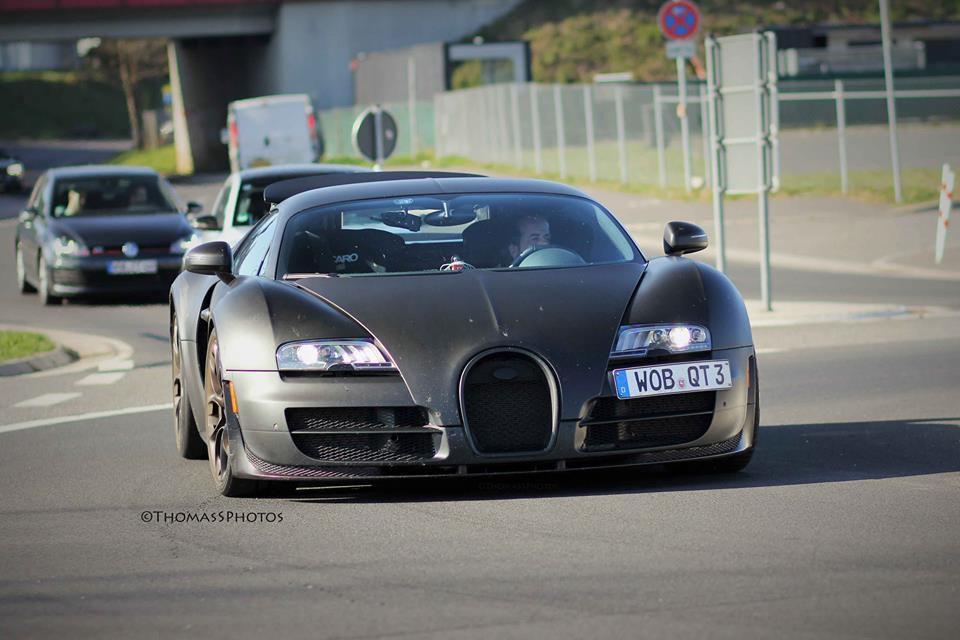 La succession de la Veyron se précise