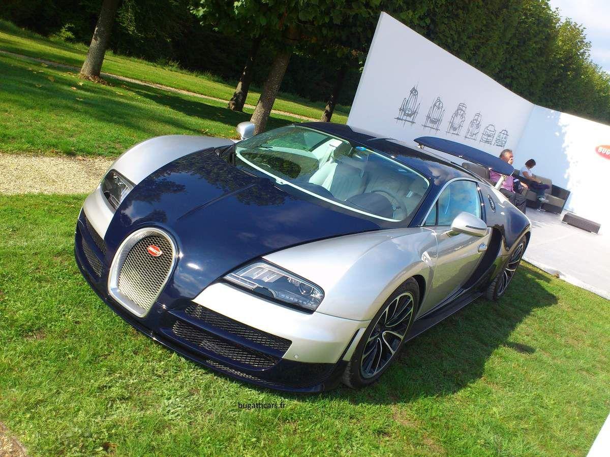 Bugatti à Chantilly - Arts &amp&#x3B; Elegance