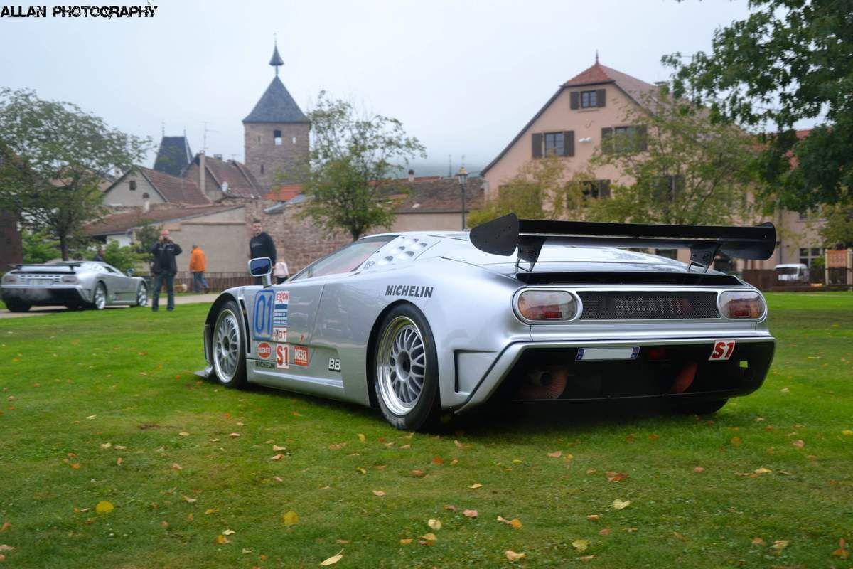 Retour sur le festival Bugatti 2015