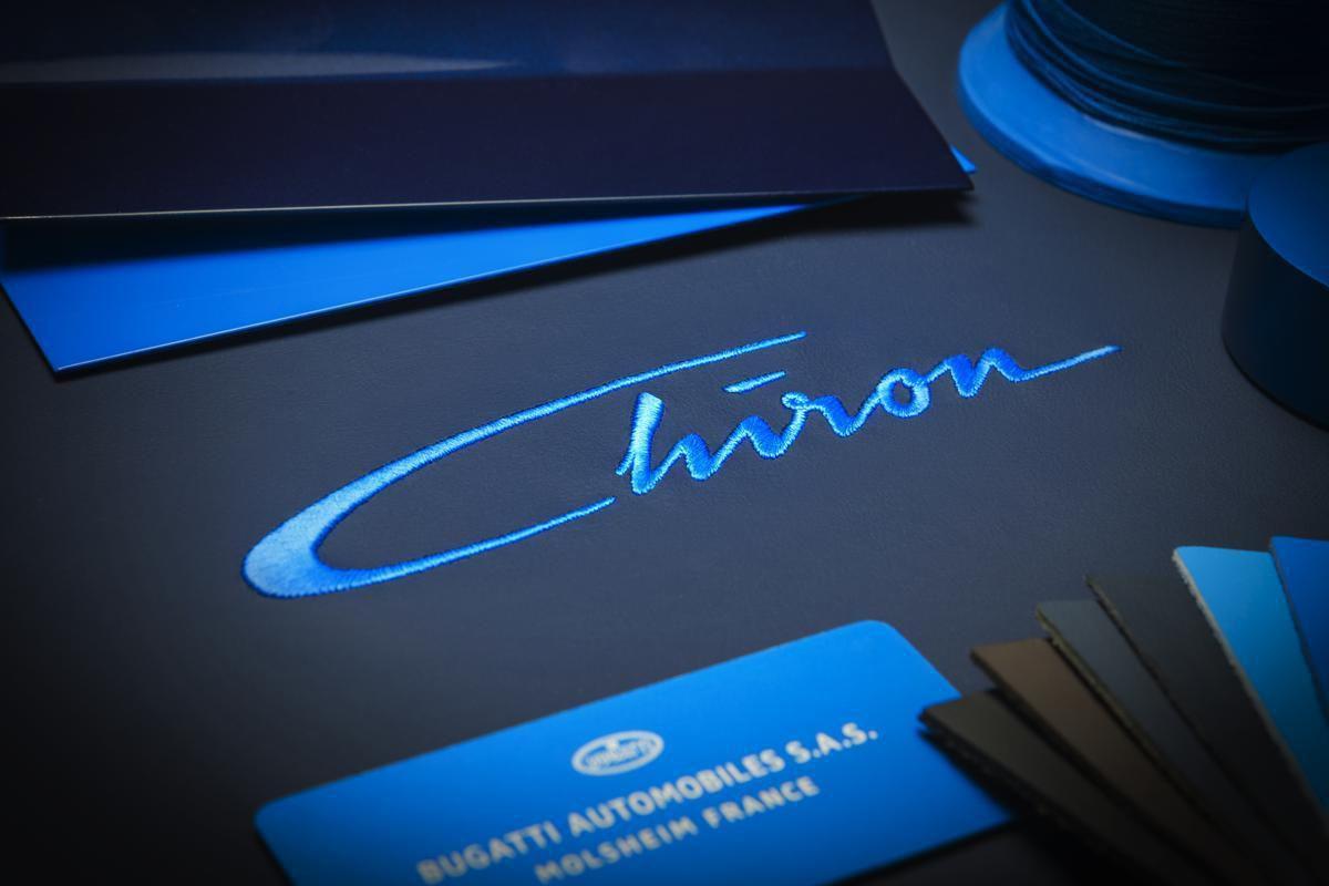 La nouvelle hypercar de Bugatti s'appelle Chiron