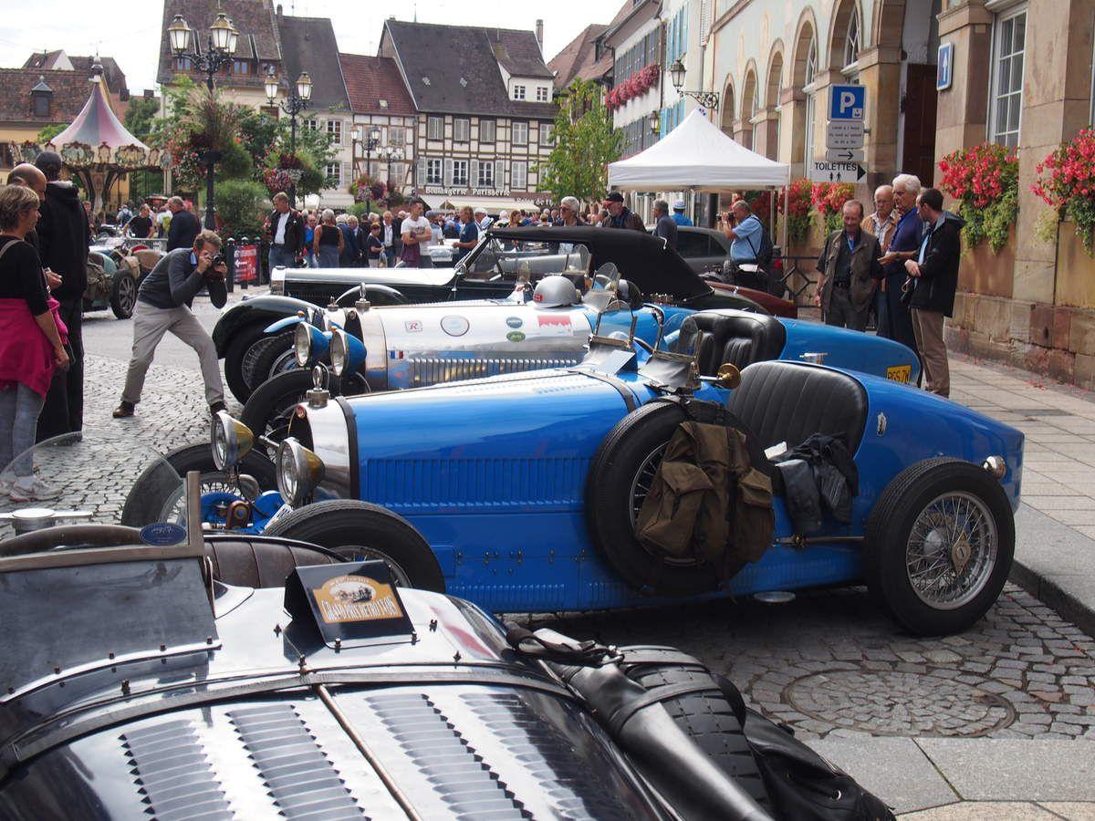 Festival Bugatti 2016 à Molsheim - Partie 1