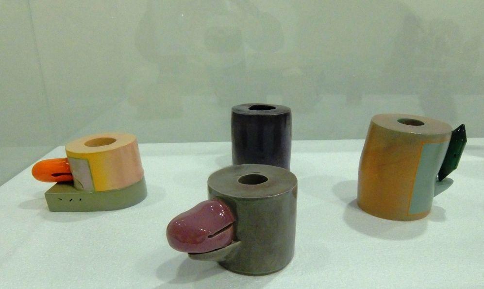 La Maison Rouge (quai de l'arsenal) - expo céramique