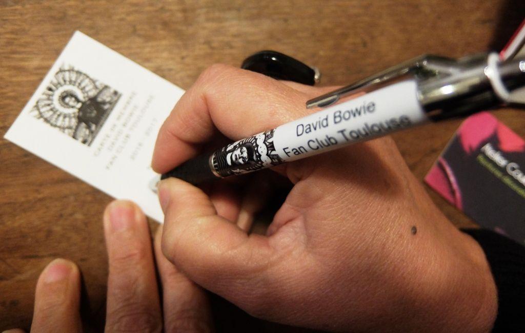 Toulouse fête David Bowie