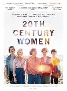20th Century Women – Mike Mills – USA 2016 – 1h58mn