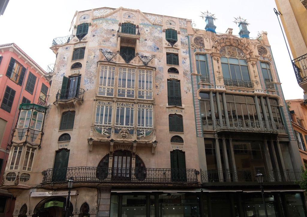 Palma de Mallorque et Barcelone