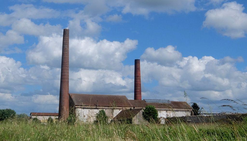 PARMONZEPARVO ou un voyage à vélo à la decouverte des paysages de la France version grand est - Partie 3 : Histoire industrielle