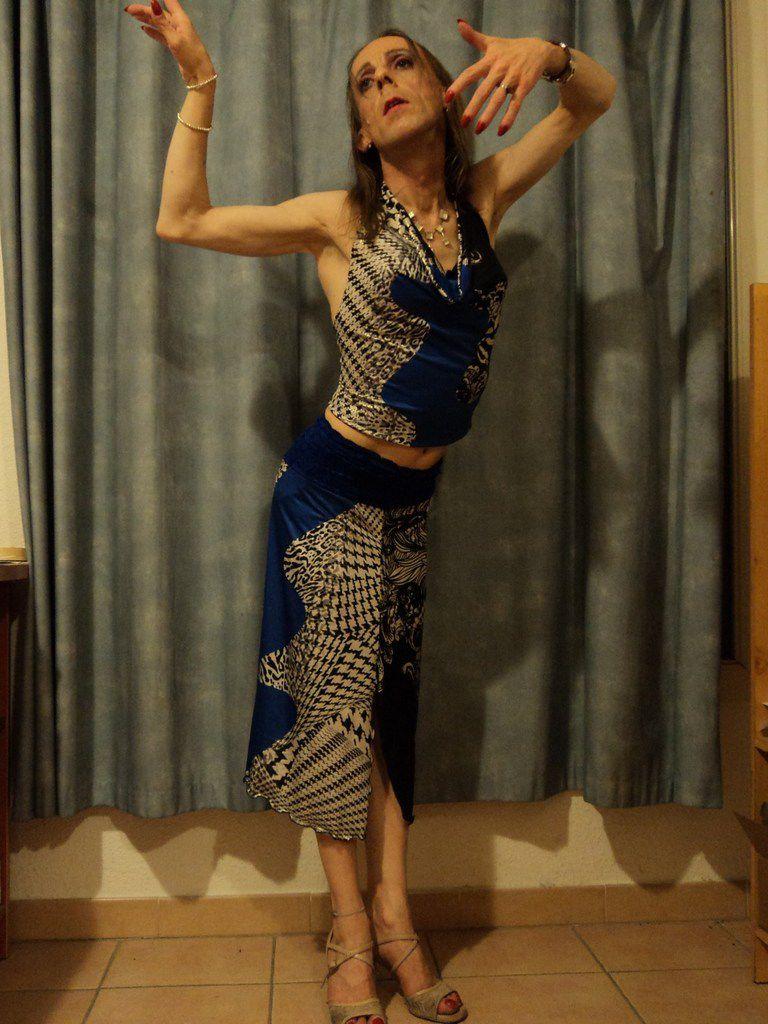Jupes, robes et talons hauts pour du tango argentin en France