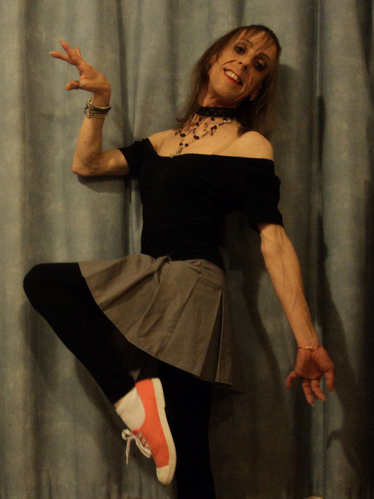 txx writer blogger and tango dancer in the south of France, my transgender transition