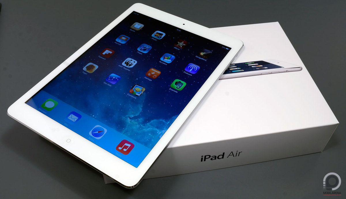 1. Apple iPad Air