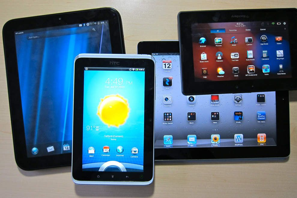 The 5 Best Tablets in India