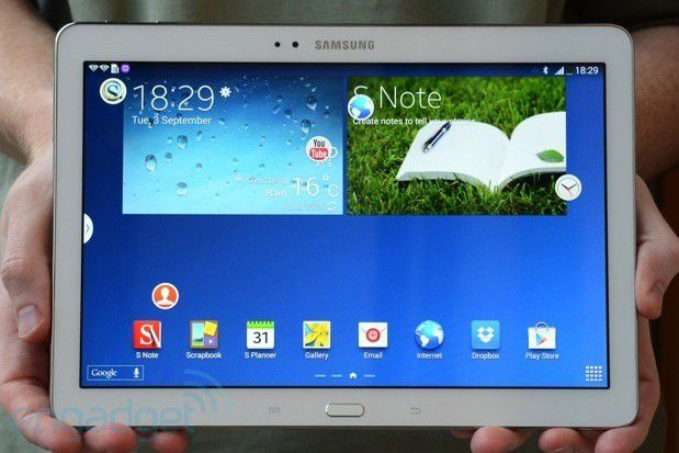2. Samsung Galaxy Note 10.1 (2014 Edition)
