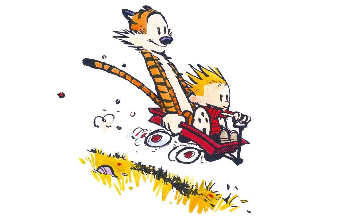 Calvin & Hobbes par Bill Watterson