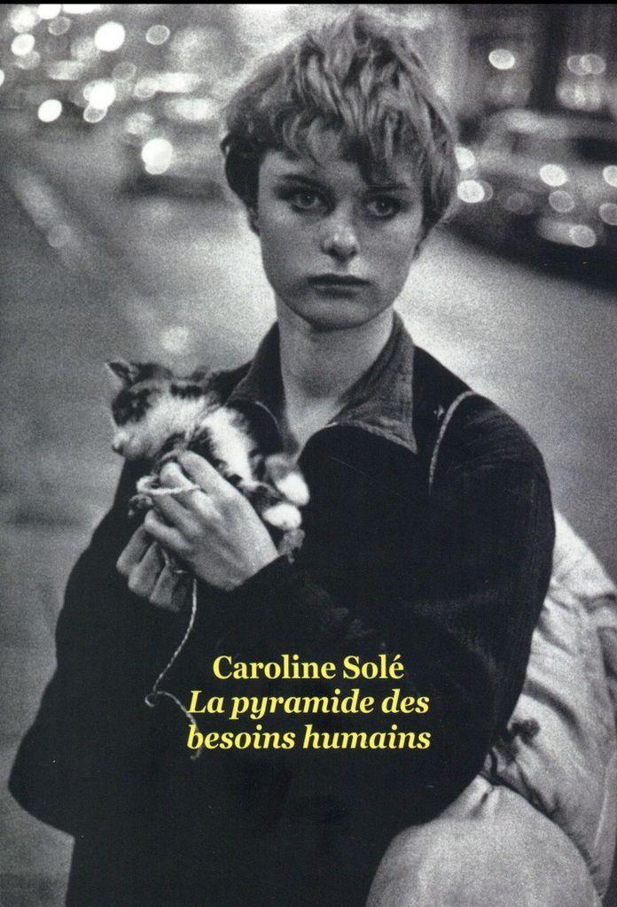 """""""La pyramide des beosins humains"""" de Caroline Solé, éd. écoles des loisirs"""
