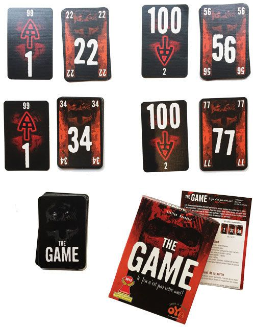 ♥ The Game