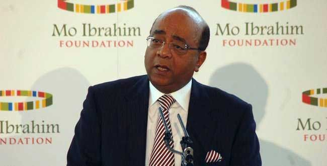 Dr. Mo Ibrahim, Founder and Chair of the Mo Ibrahim Foundation