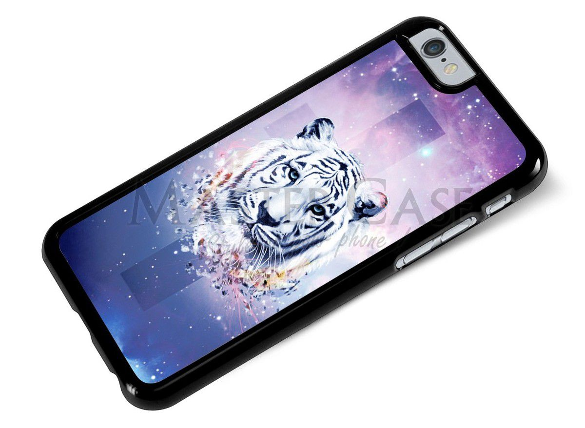 coque iphone 6 tigre blanc
