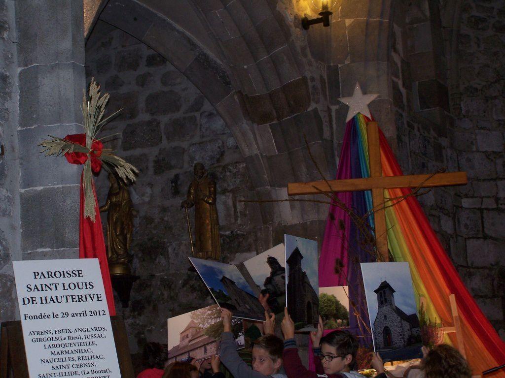 MESSE DE RENTREE DES ENFANTS DU CATECHISME