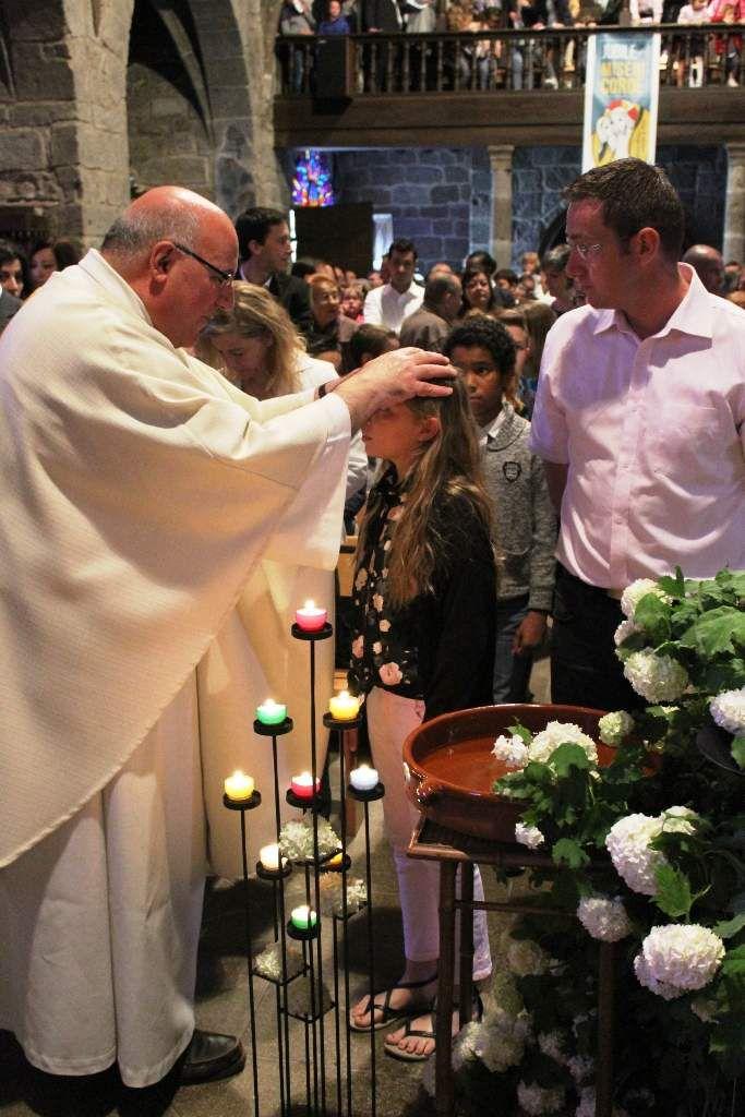 Première Communion et Baptême 05/06/2016