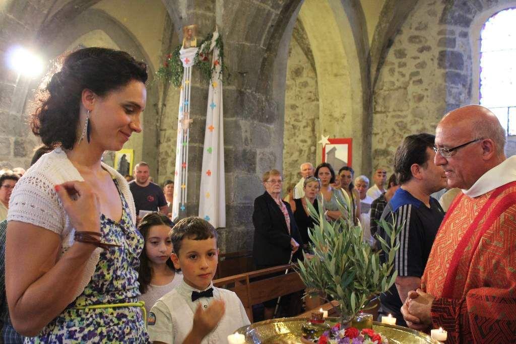 PREMIERES COMMUNIONS ET BAPTÊMES -18 Juin 2017