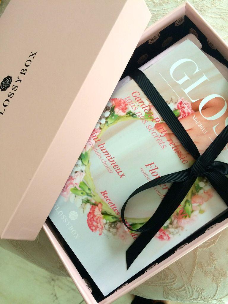 Glossy Box du mois de Mai
