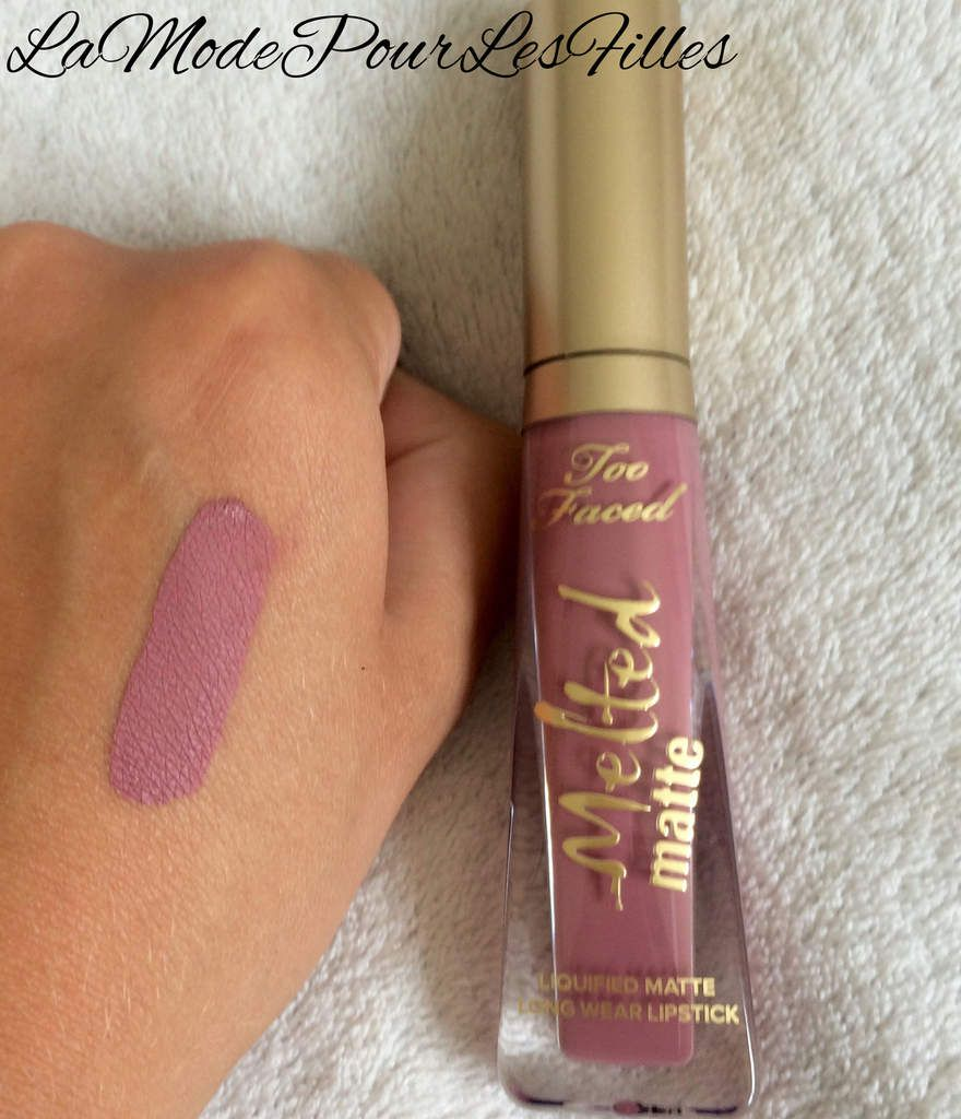 Melted Matte de Too Faced