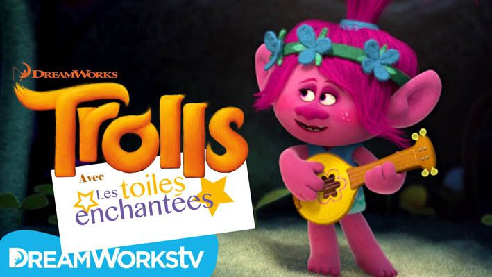Les trolls de &quot&#x3B;Toiles enchantées&quot&#x3B;...