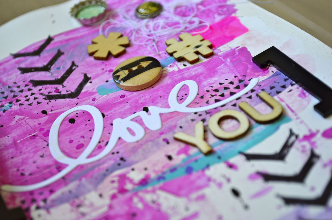 Love you in Pink