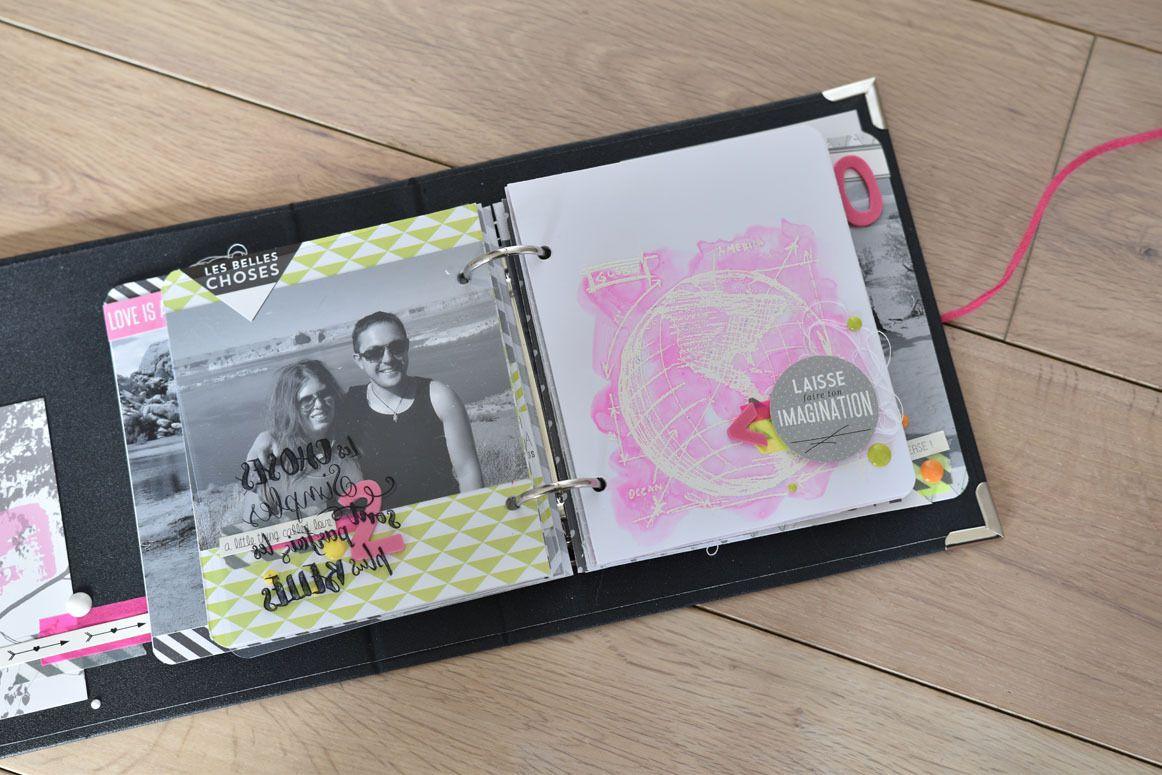 Mini Kiss my Neon B&amp&#x3B;W USA