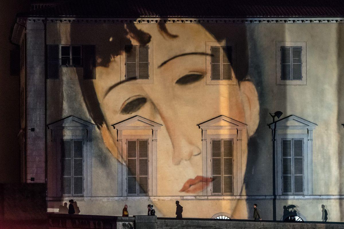 Lyon, Fête des Lumières 2015