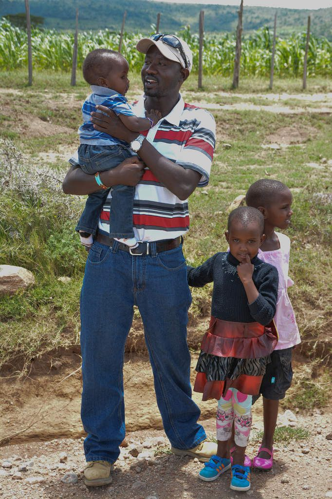 Kenya, 14.au Camp 3 spots