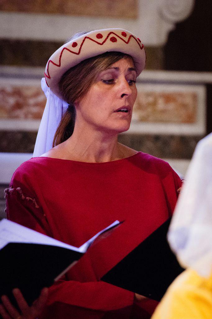Médiévales Crémieu (2), Ménestrandie