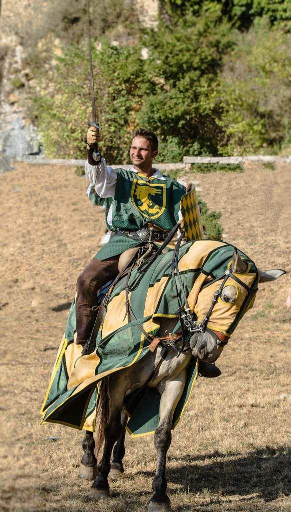 Médiévales Crémieu (4), Chevalerie