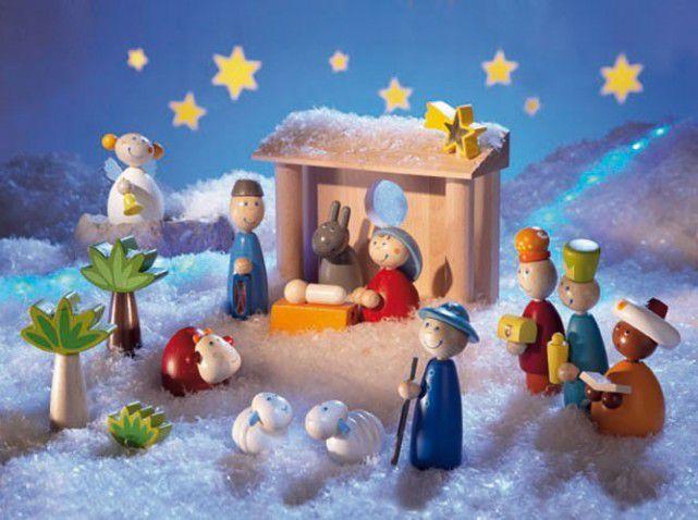 La nativité, un joli conte de Noël