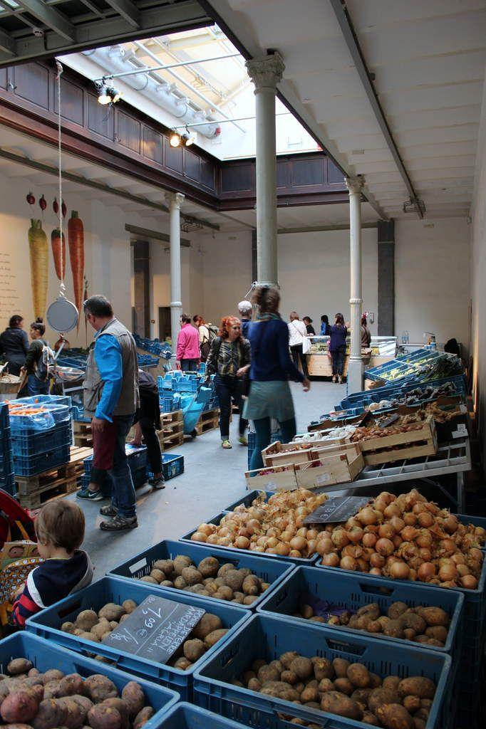 Adresses à Bruxelles : Le plein de bio pour la rentrée!