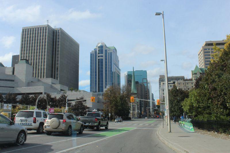 Canada (suite et fin) : Parc Omega et Ottawa/Gatineau