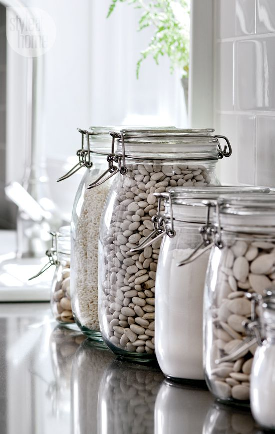 Cure de janvier 3  : Inspiration pour une cuisine propre et fraiche