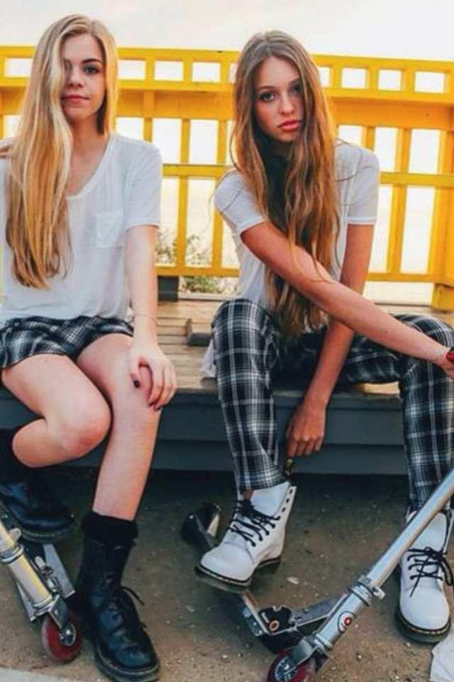 Ces pantalons et jupes à motifs