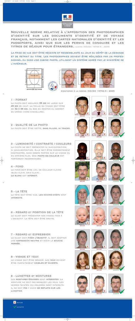 Le studio Choi Photos est le spécialiste de la photo d'identité pour les visas 5x5, les passeports, les cartes nationales d'identité à Marseille.