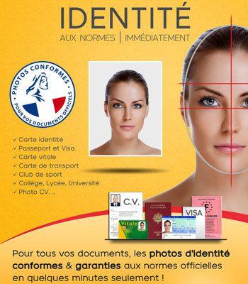 #nouvelles_normes #photographies_d'_identité #passeport_visa_permis_cni  #photographe_identité_ bébé_Marseille