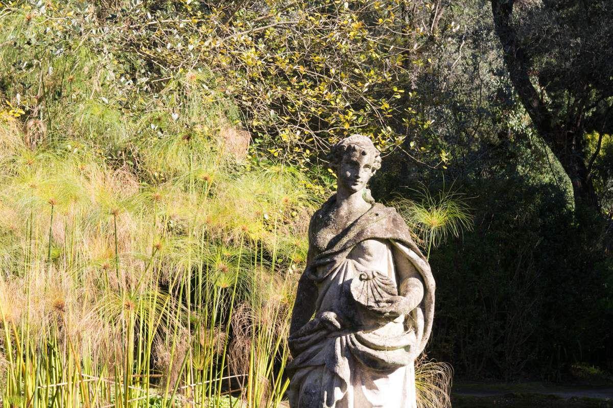 Menton - jardin des serres de la Madone