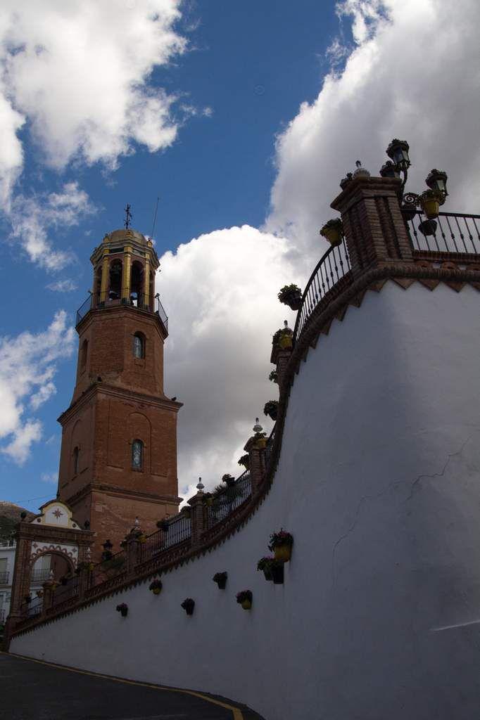 Espagne - Andalousie - bords de mer entre Motril et Malaga