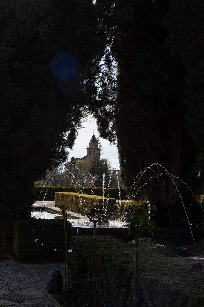 Espagne - Andalousie- Grenade Alhambra