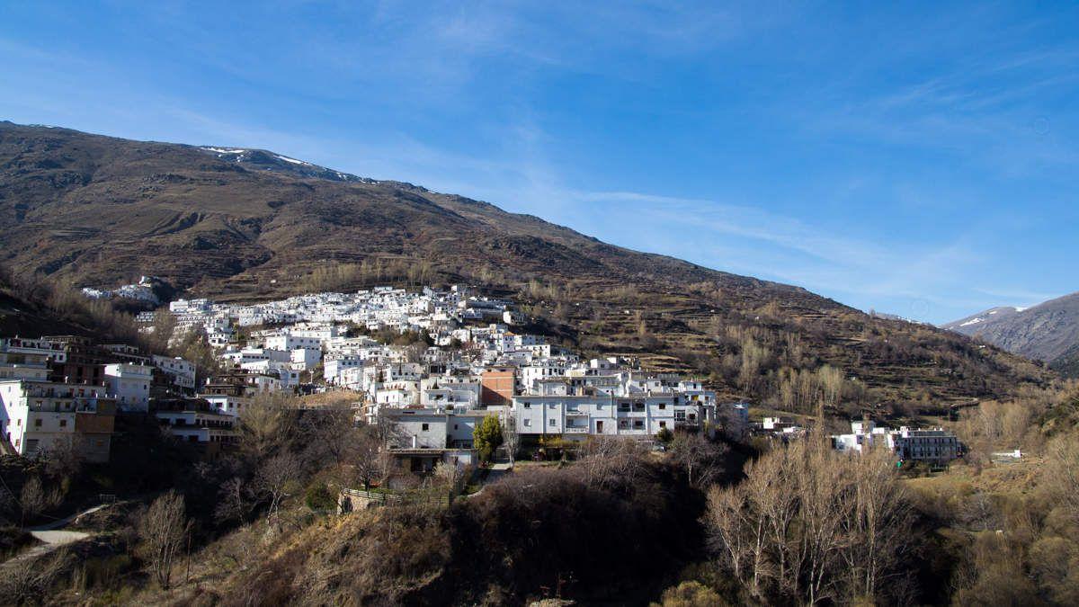 Espagne - Sierra Nevada - Alpujarras